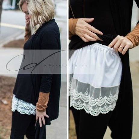Skirt-rubashkaudlinitel / blouses / SECOND STREET