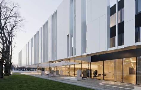 B and F Wien headquarters