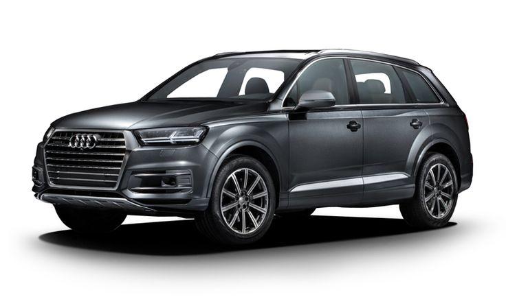 Audi Q7 Reviews - Audi Q7 Price, Photos, and Specs - Car and Driver