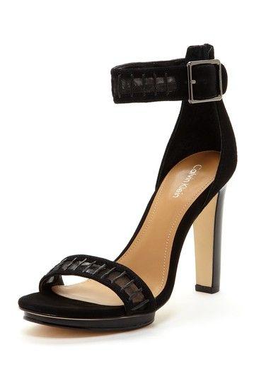 Valinda Mesh High Heel  by Calvin Klein on @HauteLook