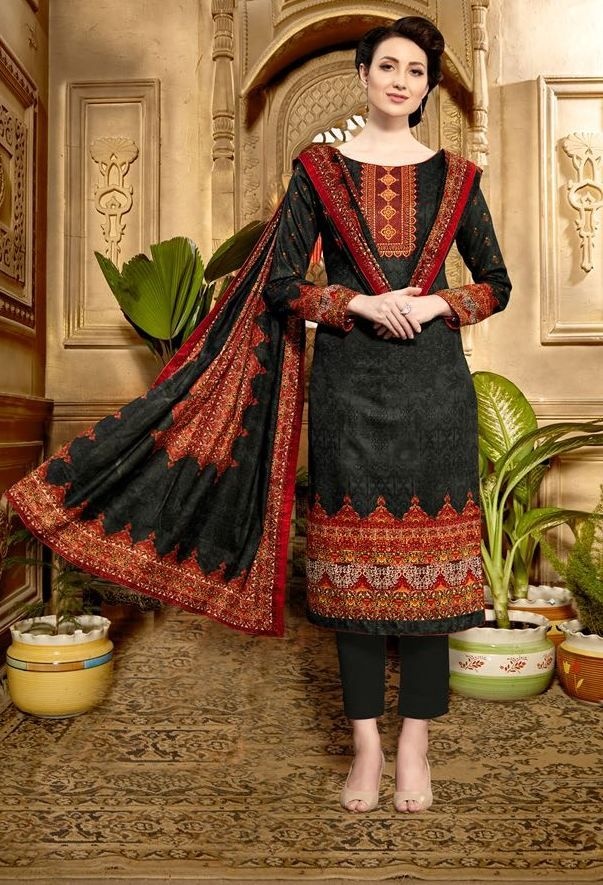 f304993a12 Mumtaz Arts Muslin V-4 Jam Silk Collections Karachi Suits ( 9 pc catalog)