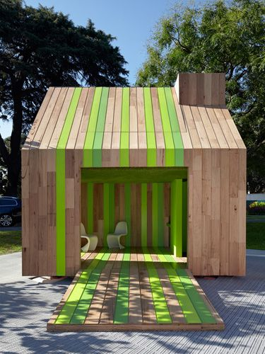 open house | cubby house for 2011 kids under cover cubby house challenge | nixon tulley fortey architects