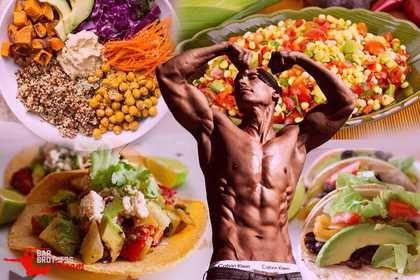 Frank Medrano Diet For Calisthenics
