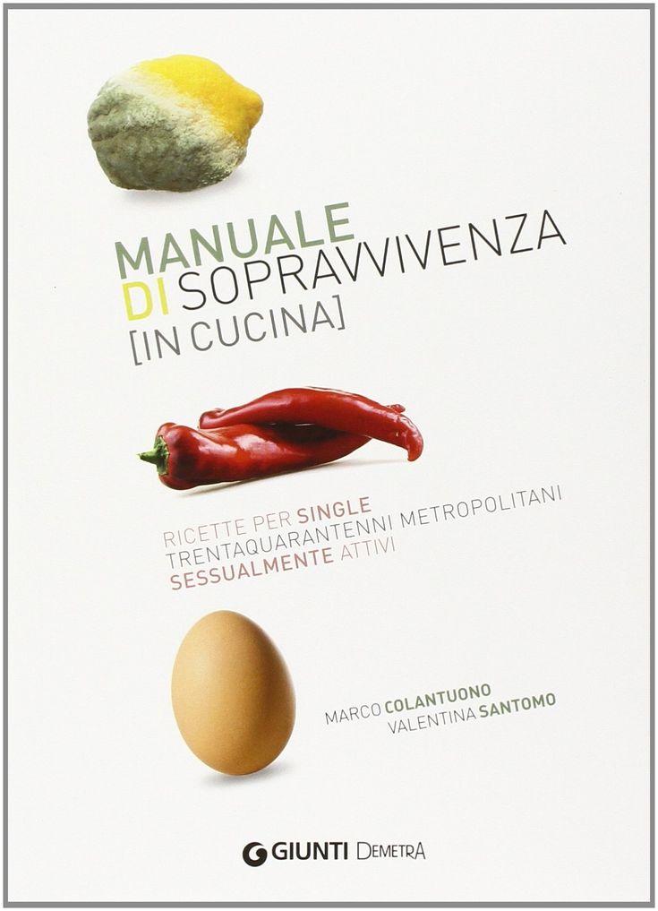 Un libro di ricette, ma anche uno scanzonato manuale d'uso sia della cucina che della vita sociale. Divertente, precisissimo e pieno di tanti Tips&Trick.