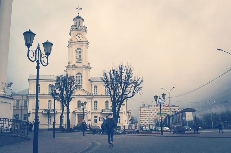 Витебск. Ратуша 1775 г