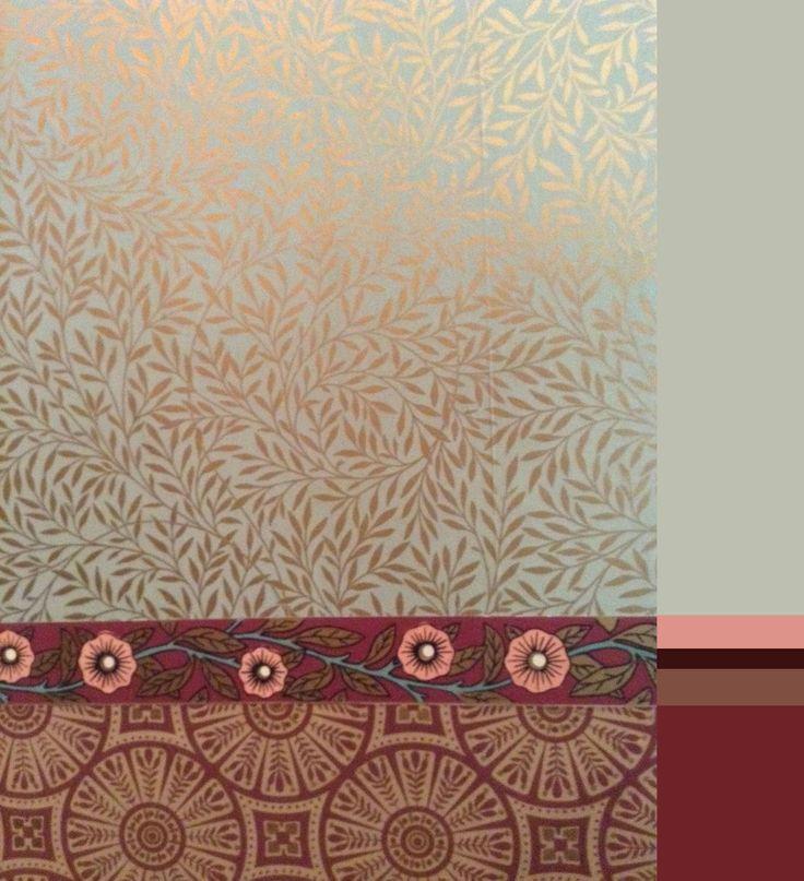 Colour harmony l Geffrye Museum l London