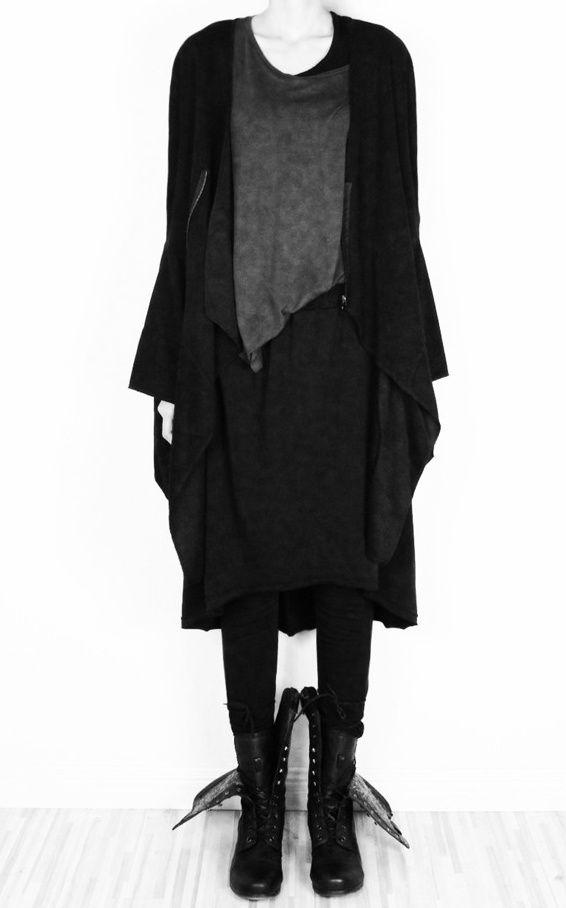 Für mehr Ninja Goth Inspiration - Folge mir. For more Ninja Goth inspiration - follow me. DiamondOfTears <3