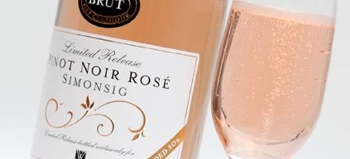 Simonsig Pinot Noir Rose