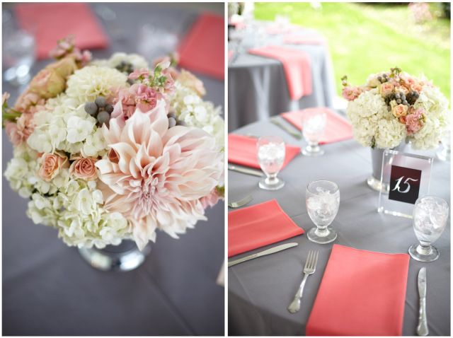 coral flowers for wedding centerpieces 25 best ideas about coral wedding centerpieces on 3062