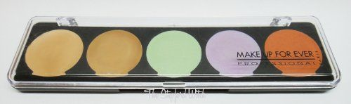 Make up for Ever 5 Camouflage Concealer Cream Palette No 5 -- You can find out more details at the link of the image.