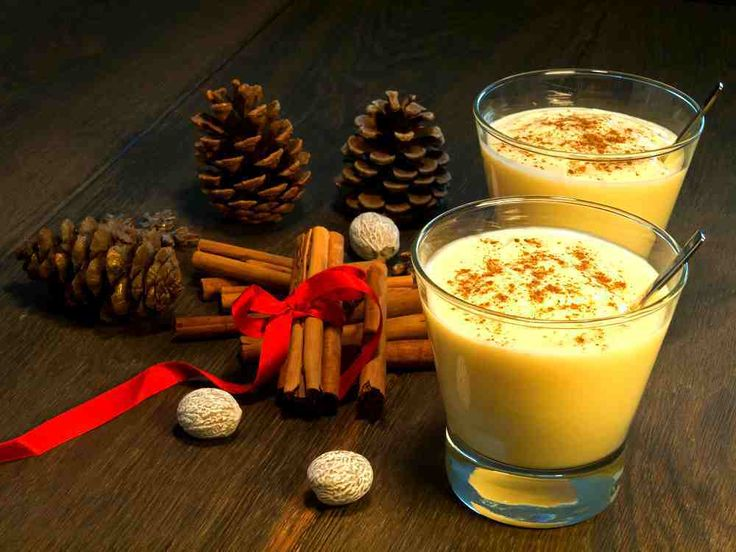 This recipe makes a very rich and creamy eggnog, very much NOT like what most folks are used to - prepare it to have your life forever changed!