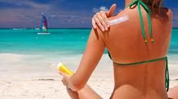 Treat #Sunburn itch relief naturally