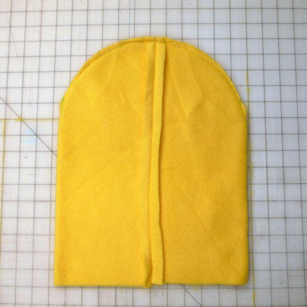 Make the Headpiece, How to Make a Minion Costume