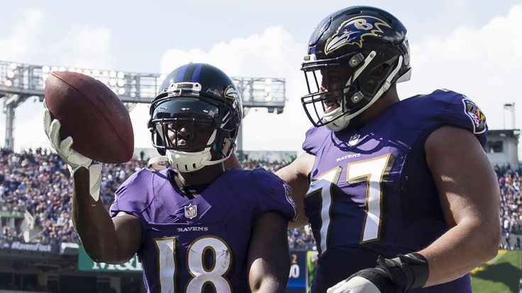 RAVENS WIDE RECEIVER JEREMY MACLIN WON'T PLAY VS  COLTS - News 24H