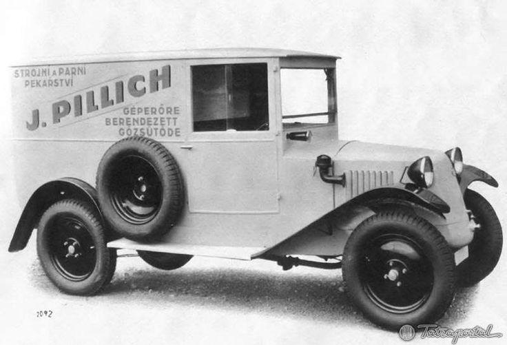 Tatra12 concept