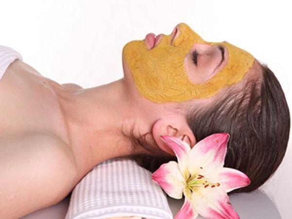 Nohut unu ile cilt aydınlatma maskesi | Cilt Sitesi