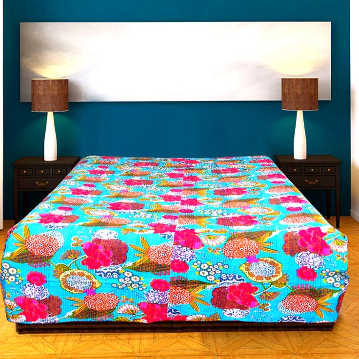Buy Cotton Bed Sheet online in India at very affordable