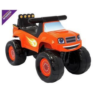Buy Blaze Lights and Sounds Foot to Floor Ride On at Argos.co.uk - Your Online Shop for Ride-ons, Pre-school outdoor toys and games.