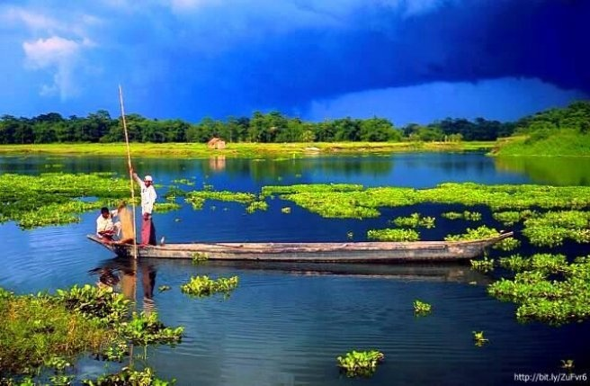Majuli: Paradise on Brahmaputra  #Paradise Unexplore