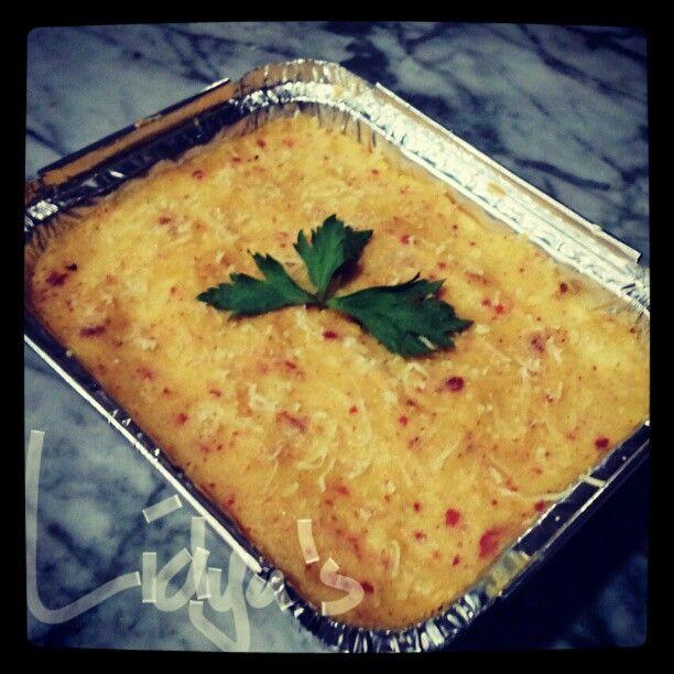 Baked macaroni by lidyaop