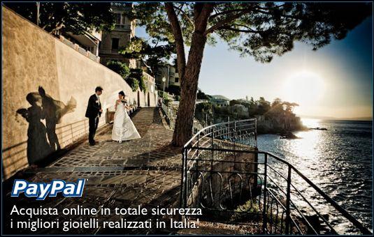 Scopri i vantaggi di acquistare i gioielli online! www.torinogioielli.com