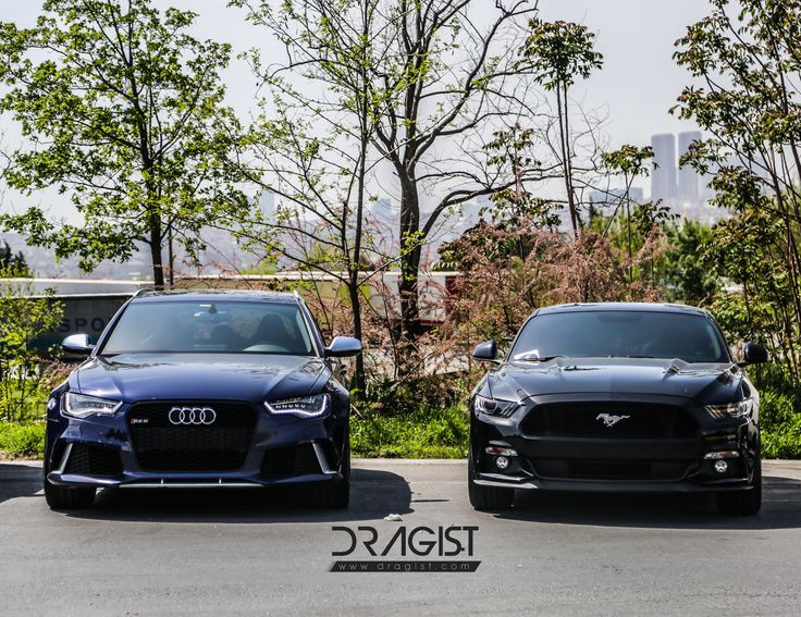 #audi #rs #rs6 #quattro #ford #mustang #gt #5.0 #petrol #atmospheric