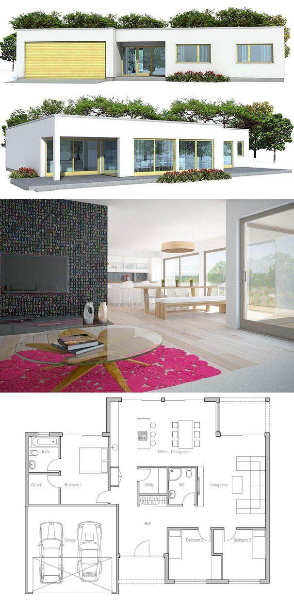 Les 149 meilleures images propos de maison de reve sur for Plan de maison africaine