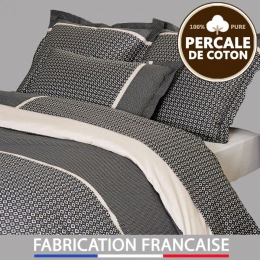 18 best images about housses de couette contemporain on for Housse de couette percale 240x260 soldes
