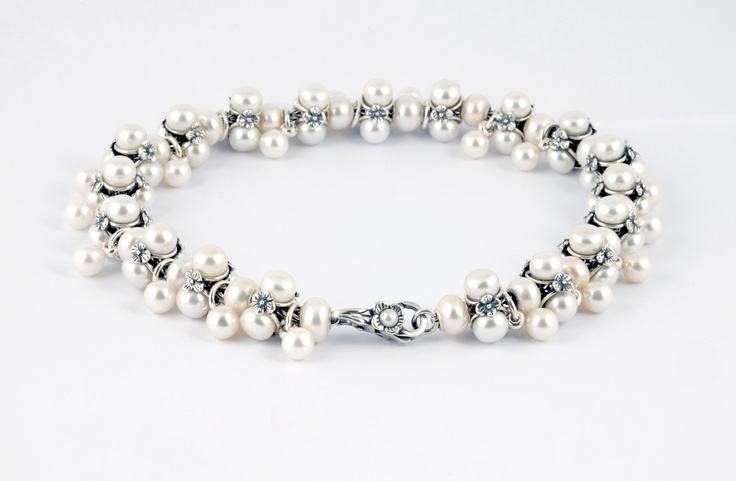 So many styles of Trollbeads Pearls to stimulate the artist within you! http://www.trollbeadsgallery.com/white-pearl/
