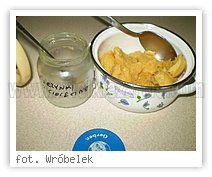 Wielkie Żarcie - Przepis - zupka jarzynowa z cielęciną i kaszą manną po 7 m-cu