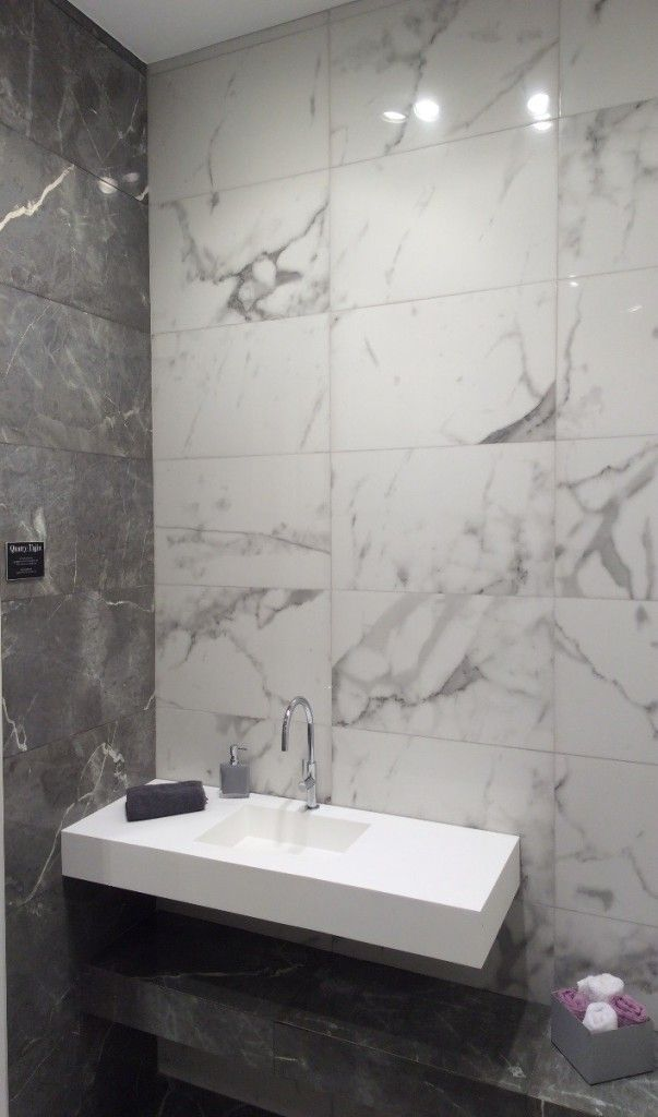 Marble And Wood Look Tile Top Tile Trends From Cevisama