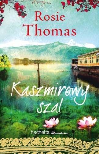 Okładka książki Kaszmirowy szal