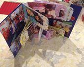 Atelier minialbum de scrapbooking à votre domicile : Loisirs créatifs, scrapbooking par virginie-lecanu