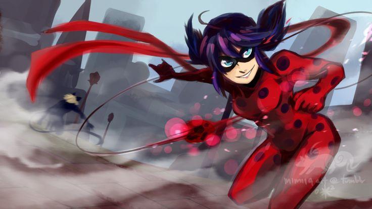 Miraculous lady bug - Lady Bug by crazyfoxmimi on DeviantArt