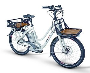 flyer cargo elektrische fiets
