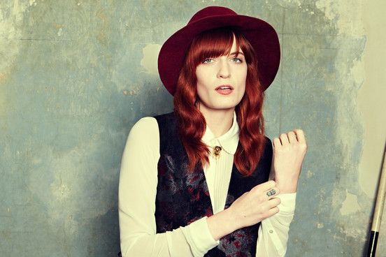 Beyond the Laughing Sky: Florence and the Machine