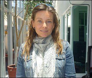 """Actrices Paleta y Zetina apoyan campaña """"Medita México"""". Con Maxine Woodside"""