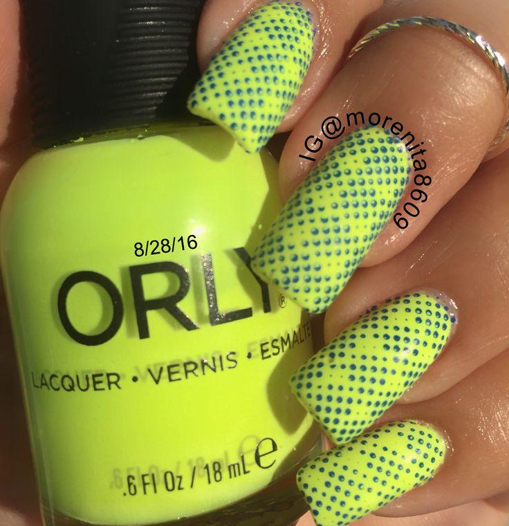 Mejores 598 imágenes de Neon Mani\'s en Pinterest | Arte de uñas ...