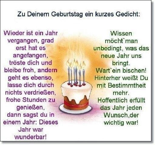 Gedicht Zum Geburtstag Für Mama Geburtstagssprüche Für