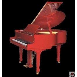 Baby grand piano, seen in The Voice TV Show. Piano à queue 'crapaud', vu dans la version française de The Voice (en ce moment sur TF1).
