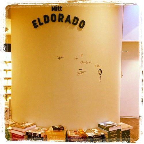 Newest Ali Baba's books cavern in Oslo