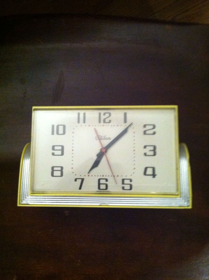 17 Best Images About Vintage Kitchen Clocks Have On