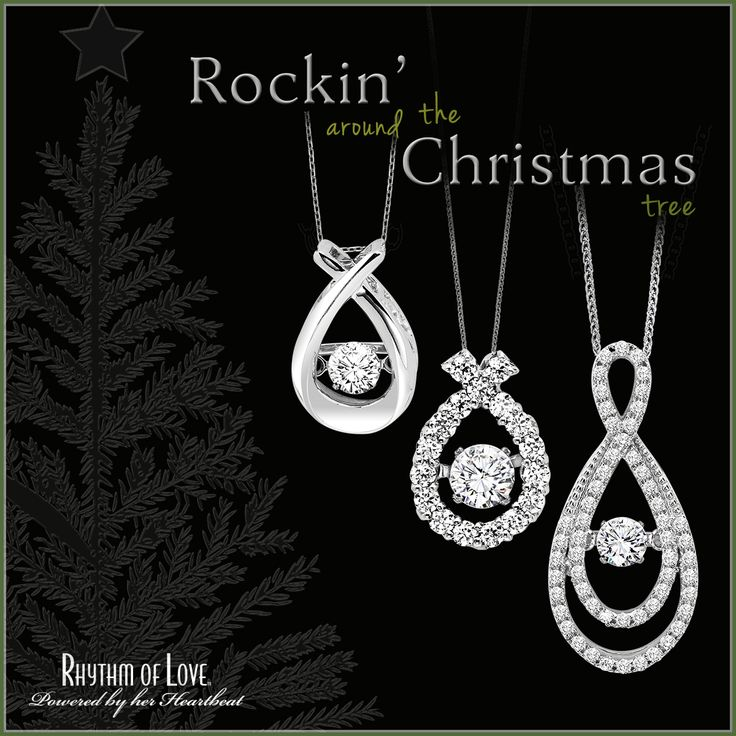 10 best rhythm of love images on pinterest diamond jewellery give her a happy holiday with a rhythm of love diamond pendant aloadofball Images