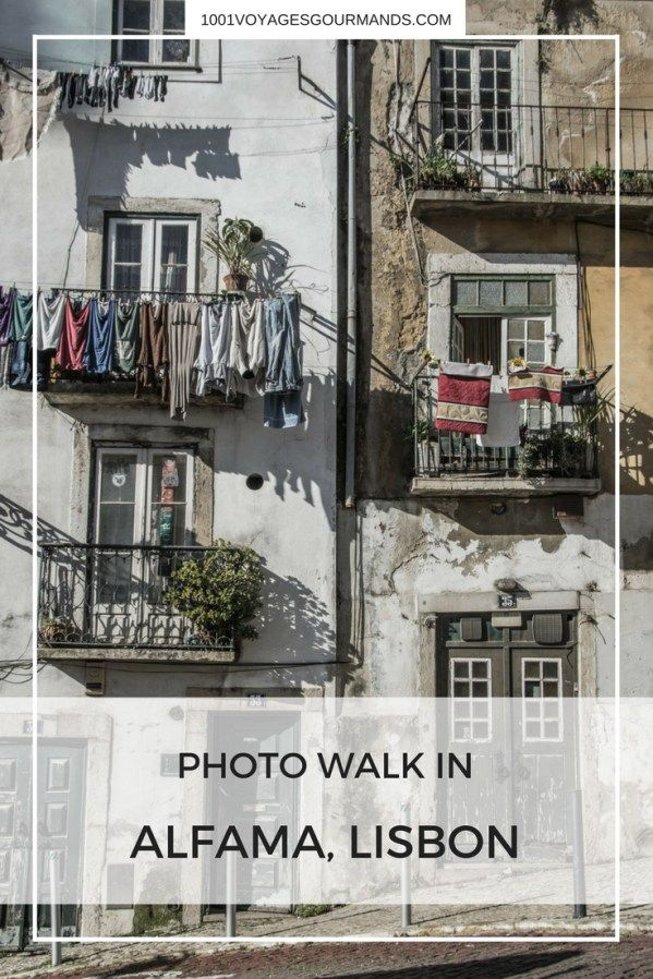 Morning In Alfama: A Photo Walk In Lisbon