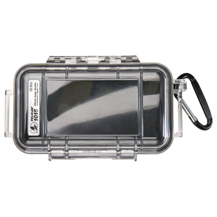 Pelican Underwater Case for Camera, Cellular Phone - Clear