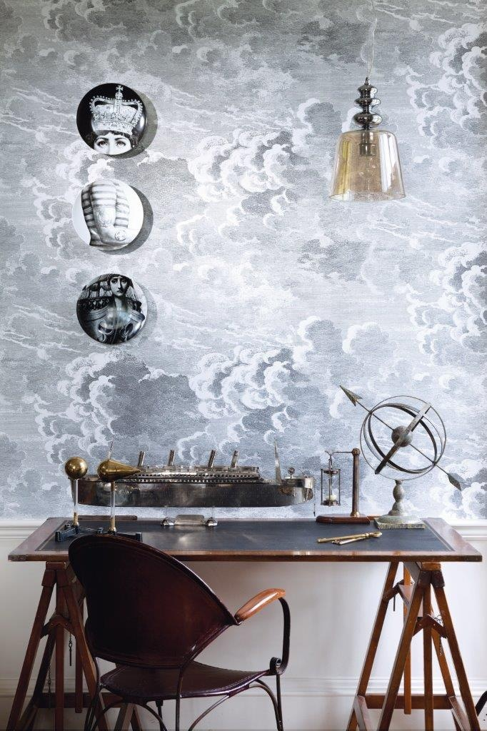 Best Piero Fornasetti Images On Pinterest Art Designs - Piero fornasetti wallpaper designs