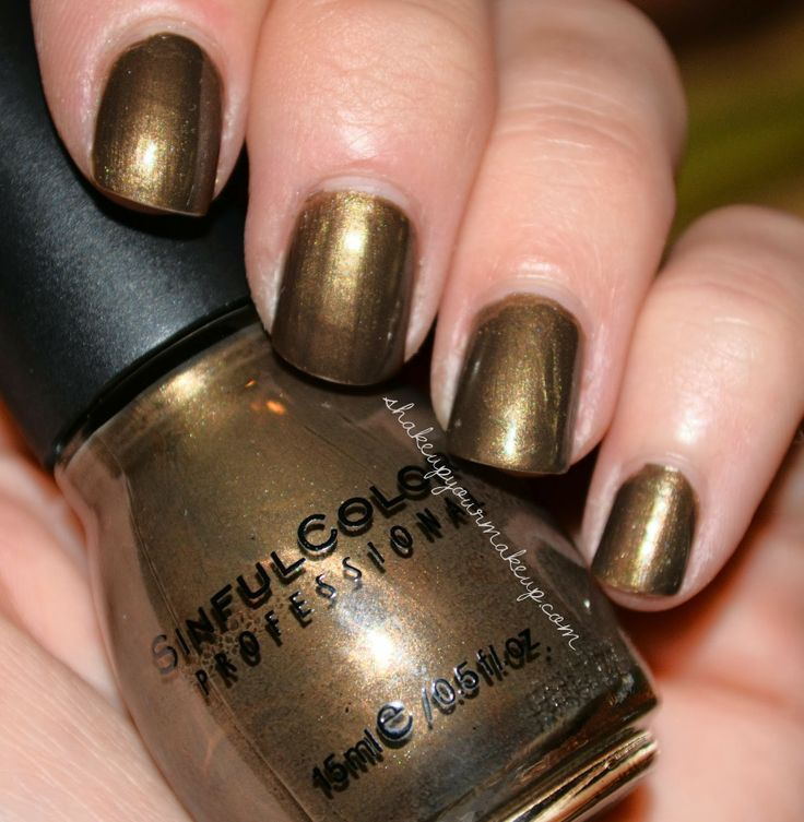 9 Best Sinful Nail Polish Colors Images On Pinterest