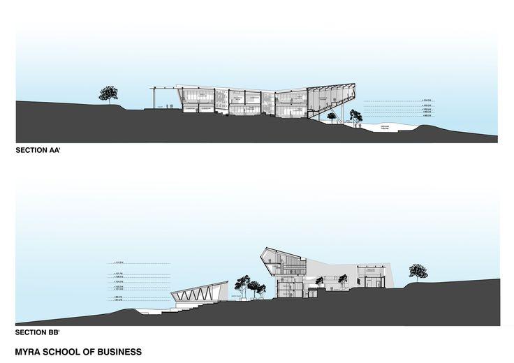 Gallery - Myra – School Of Business / Architecture Paradigm - 21