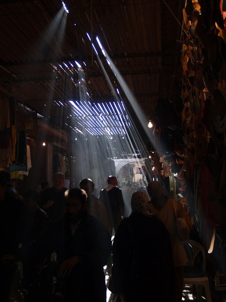 """A souq is an open-air marketplace or commercial area. You may know it also as a """"bazaar."""""""