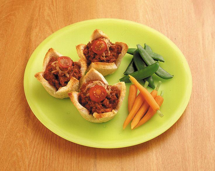 Mince Baskets Recipe | Beef + Lamb New Zealand
